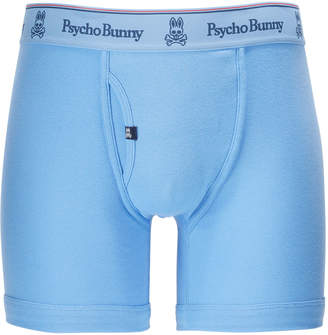 Psycho Bunny Three-Pack Cotton Boxer Briefs