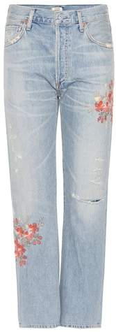 Citizens of Humanity Exclusive to mytheresa.com – Cora high-rise jeans