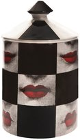 Fornasetti 'Labra' candle