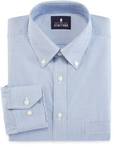 STAFFORD Stafford Non-Iron Cotton Pinpoint Oxford Dress Shirt