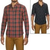 Jeremiah Buckingham Reversible Printed Shirt - Long Sleeve (For Men)