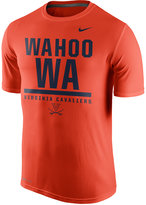 Nike Men's Virginia Cavaliers Verbiage T-Shirt