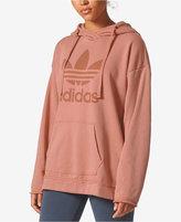 adidas Over-Sized Logo Hoodie