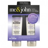 John Frieda Sheer Blonde Colour Renew Shampoo and Conditioner Pack 2 pack