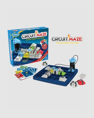 ThinkFun - Multi STEM - Circuit Maze Game - Size One Size at The Iconic