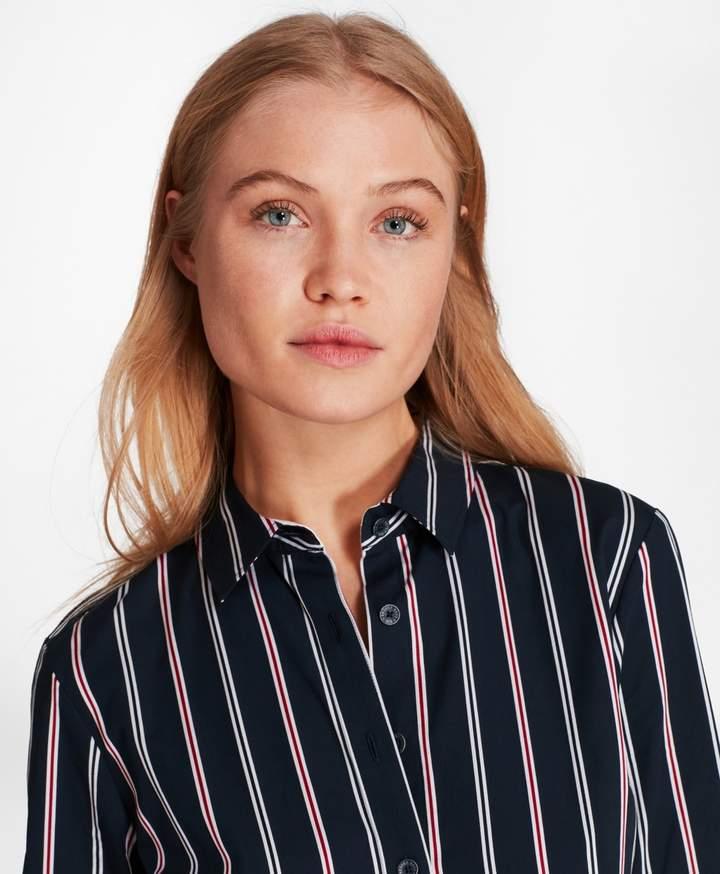 aab7c37b9da Striped Cotton Dobby Shirt