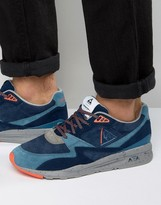 Le Coq Sportif R800 90's Outdoor Trainers In Blue 1620289