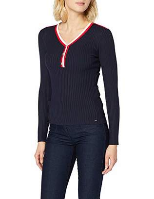 Morgan Women's 192-mully.n T-Shirt,(Size: TXS)