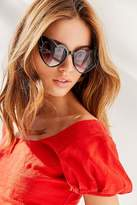 Urban Outfitters Two Of Hearts Cat-Eye Black Sunglasses