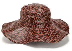 Missoni Printed Coated Leather Hat