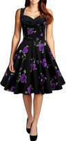 Black Butterfly Clothing Black Butterfly 'Aura' Classic Infinity 50's Dress (, US 6)
