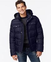 Tommy Hilfiger Men's Big & Tall Hooded Puffer Jacket