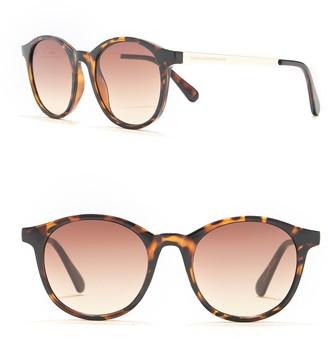 Diane von Furstenberg 50mm Cat Eye Sunglasses
