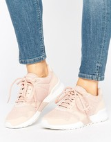 Le Coq Sportif Pink Omega Sneakers