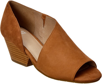 Eileen Fisher Fig Suede Sandal