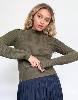 Brave Soul corporal sweater