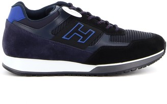 Hogan H321 Low Top Sneakers