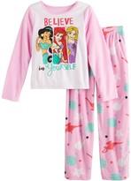 Disney Descendants Girls Union Suit Style Pajamas 4-16