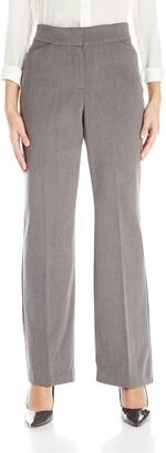 Briggs New York Women's Curvy Bistretch Straight Leg Pant Short