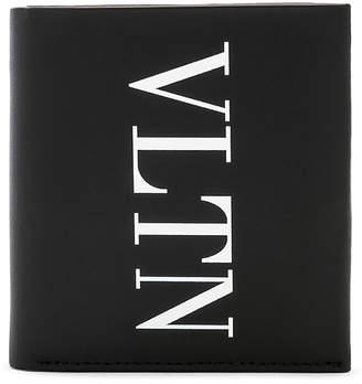 Valentino VLTN Billfold in Black & White | FWRD