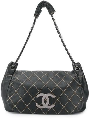 Chanel Pre-Owned 2004/2005's diamond stitch shoulder bag