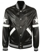 Givenchy Stars And Stripe Applique Jacket