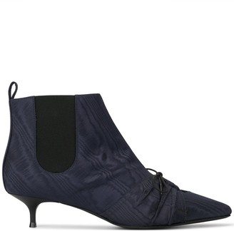 Rosie Assoulin Cut Out Ankle Boots
