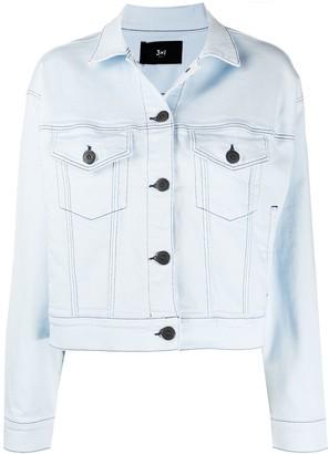 3x1 Faded Denim Jacket