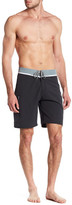 Burnside Lace-Up Stretch Board Short