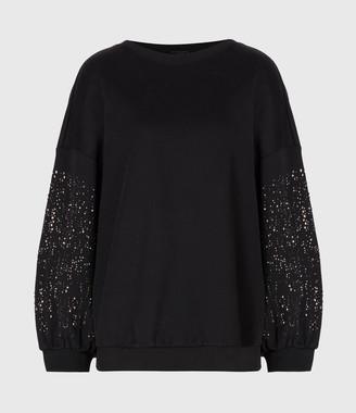 AllSaints Avah Storn Sweatshirt