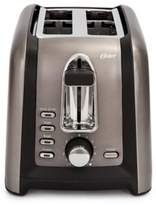 Oster 2-Slice Toaster in Black Stainless
