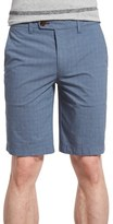 Ted Baker Men's 'Erupten' Print Stretch Cotton Shorts