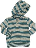 """Sovereign Code Keegan"""" Hoodie (Baby) - Mint Stripe-6-9 Months"""