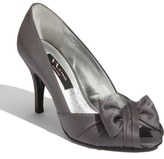 Nina 'Forbes' Peep Toe Pump (Women)