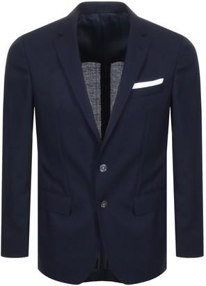 HUGO BOSS Hartlay Slim Fit Jacket Navy