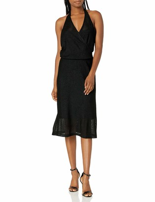 Only Hearts Women's Phoebe Halter Midi Dress