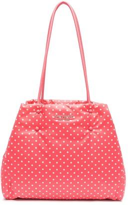 Kate Spade Polka Dot-Print Tote Bag