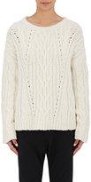 Nili Lotan Women's Ryder Sweater-IVORY