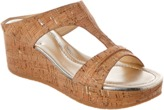 Donald J Pliner Siri Wedge Sandal.