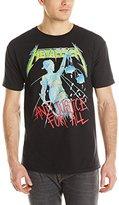 Bravado Men's Metallica Justice T Shirt