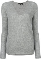 Theory cashmere V-neck jumper - women - Cashmere - S