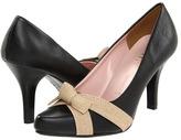 Christin Michaels Jasmin (Black) - Footwear