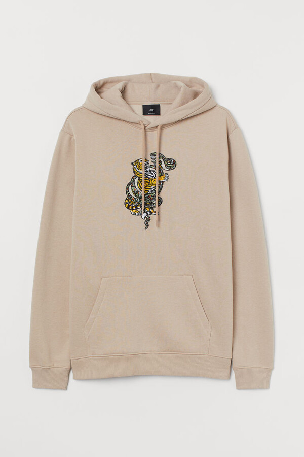 Thumbnail for your product : H&M Hoodie - Beige