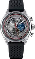 Zenith 36000 VPH el primero stainless steel watch