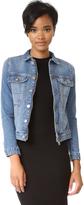 Zadig & Voltaire Kioky Authentic Denim Jacket