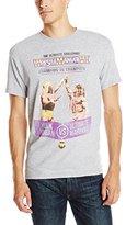 WWE Men's Legends Wrestlemania 6 Hulk Hogan Vs. Ultimate Warrior Licensed T-Shirt