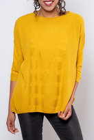Only Textured Oversize Pullover Top