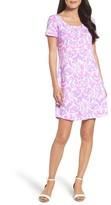 Women's Lilly Pulitzer Tammy Upf 50 Shift Dress