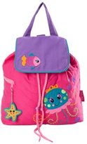 Stephen Joseph Jellyfish Quilted Backpack 8145844