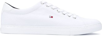 Tommy Hilfiger Textile Lace-Up Sneakers